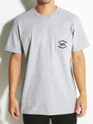 RVCA Hex 2 Pocket T-Shirt