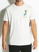 RVCA Harmony Pelican T-Shirt