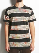 RVCA Horai Stripe Crew Shirt