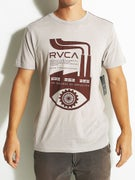 RVCA Industrial Eye Vintage Dye T-Shirt