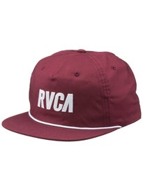 RVCA Jagged Five Panel Hat