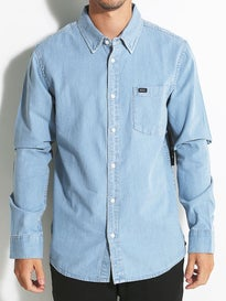 RVCA Johnny L/S Woven Shirt