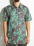 RVCA Jungle Leaves S/S Woven Shirt