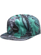 RVCA Jungle Leaves Non Structured Hat