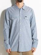 RVCA Julian L/S Woven Shirt