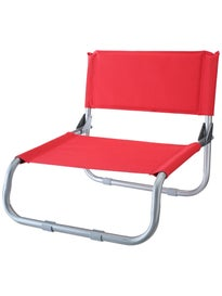 RVCA Lazyday Beach Chair  Red