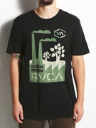 RVCA Land Labor Vintage Wash T-Shirt