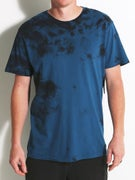 RVCA Label Lightning Wash T-Shirt
