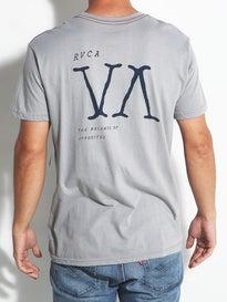 RVCA Letterpress Vintage Wash T-Shirt
