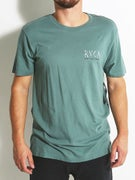 RVCA Last Survivors Vintage Wash T-Shirt