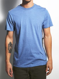 RVCA Label Vintage Dye T-Shirt