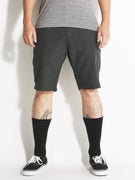 RVCA Marrow III Shorts  Black