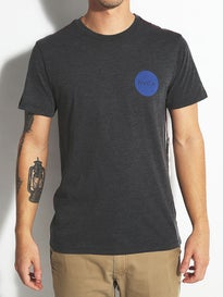 RVCA Motors Chest Vintage Dye T-Shirt