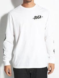 RVCA Moons Longsleeve T-Shirt