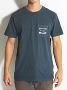 RVCA Nation Dryhand Pocket T-Shirt
