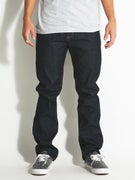 RVCA New Normal Recession Jeans Rigid Indigo