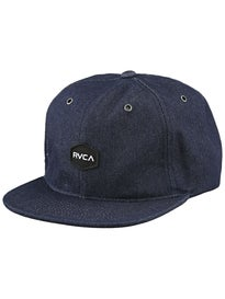 RVCA Notes Six Panel Hat