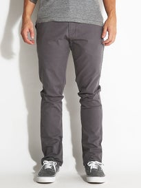 RVCA All Time Chino Pants Steel