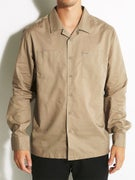 RVCA Overtime L/S Woven Shirt