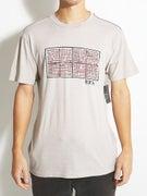 RVCA Parabola Vintage Dye T-Shirt
