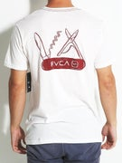RVCA Pocket Knife Vintage Wash T-Shirt