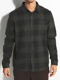 RVCA Pressured L/S Flannel Shirt