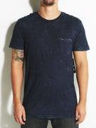 RVCA PTC Indigo T-Shirt