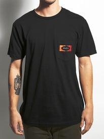 RVCA Petrol T-Shirt