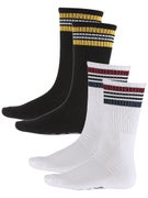 RVCA Recession Collection 2 Pack Socks