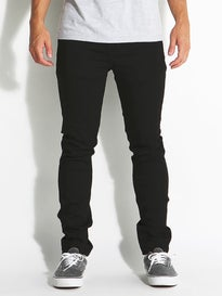 RVCA Rockers Denim Jeans  Black Black