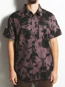 RVCA Ride or Dye S/S Woven Shirt