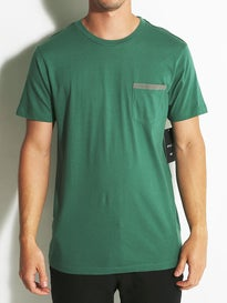 RVCA Stripped Vintage Wash T-Shirt