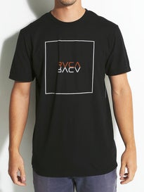 RVCA RVCA Mirrored T-Shirt