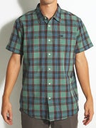 RVCA Run On S/S Woven Shirt