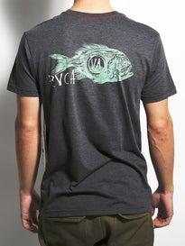 RVCA Roughy Vintage Dye T-Shirt
