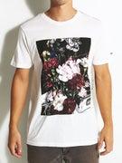 RVCA Roses Vintage Wash T-Shirt