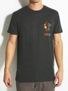 RVCA Sculpture Head T-Shirt