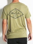 RVCA Scale Vintage Wash T-Shirt