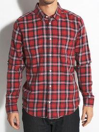 RVCA Sid L/S Woven Shirt