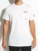 RVCA Sk8 Girl T-Shirt