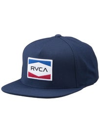 RVCA Nations Snapback Hat