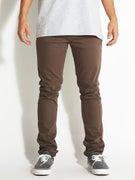 RVCA Spanky Pigment Jeans Chocolate