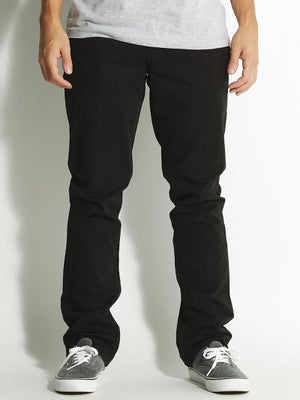 RVCA Stay RVCA Pants Black 30