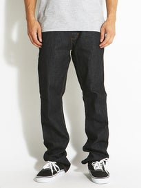 RVCA Stay RVCA Denim Jeans  Deep Indigo