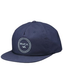 RVCA Strums Five Panel Hat