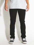 RVCA Stapler Twill Pants  Black