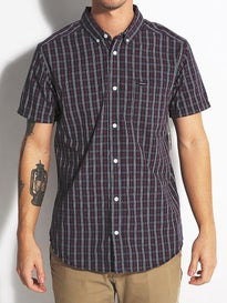 RVCA Thatll Do Plaid 2 Woven Shirt