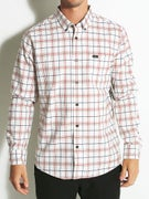 RVCA That'll Do Plaid L/S Woven Shirt