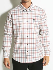 RVCA Thatll Do Plaid L/S Woven Shirt