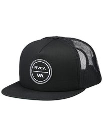 RVCA Tafft Trucker Hat